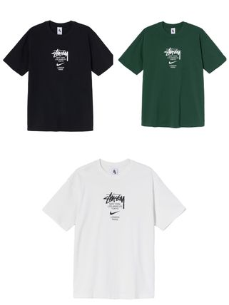 STUSSY More T-Shirts Street Style Skater Style T-Shirts