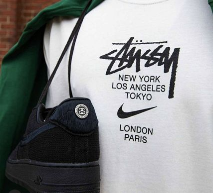 STUSSY More T-Shirts Street Style Skater Style T-Shirts 2