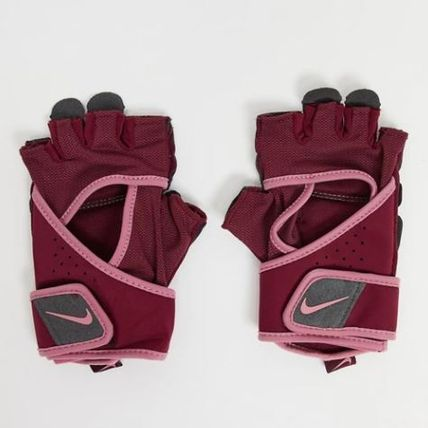 Nike Nylon Plain Logo Gloves Gloves