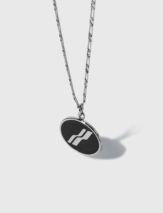 Metal Logo Necklaces & Chokers