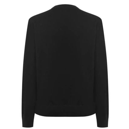 Dolce & Gabbana Sweatshirts Crew Neck Street Style Long Sleeves Logo Luxury Sweatshirts 3