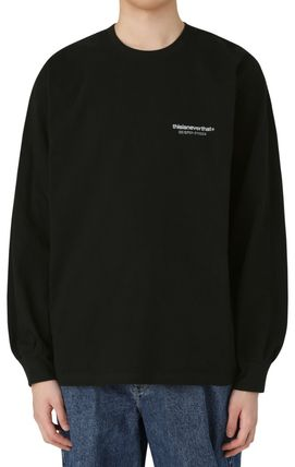 thisisneverthat Sweatshirts Street Style Long Sleeves Cotton Sweatshirts 2