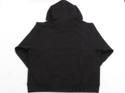 GUCCI GUCCI Logo Embroidered Hoodie Sweater 560502