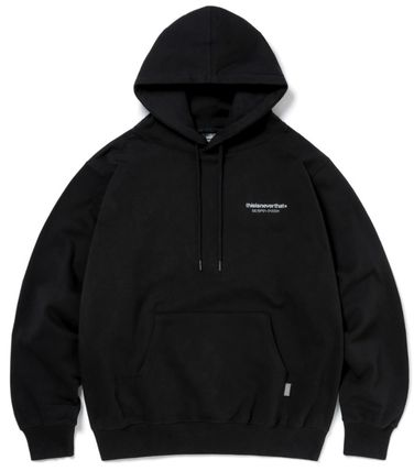 thisisneverthat Hoodies Pullovers Unisex Street Style Collaboration Long Sleeves 2