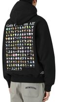 thisisneverthat Hoodies Pullovers Unisex Street Style Collaboration Long Sleeves 5