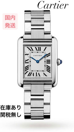 Cartier TANK Analog Watches