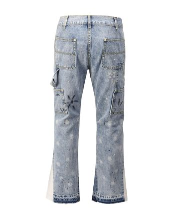URKOOL More Jeans Denim Street Style Cotton Jeans 3