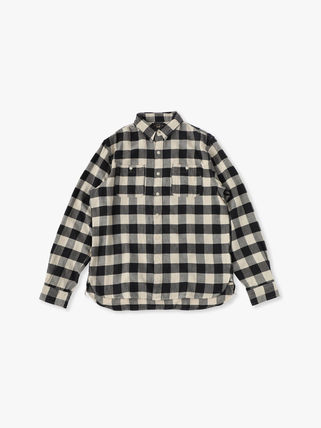 Ron Herman Shirts Other Plaid Patterns Long Sleeves Surf Style Shirts 2
