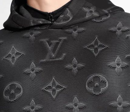 Louis Vuitton Hoodies Luxury Hoodies 5