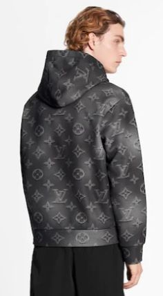 Louis Vuitton Hoodies Luxury Hoodies 6