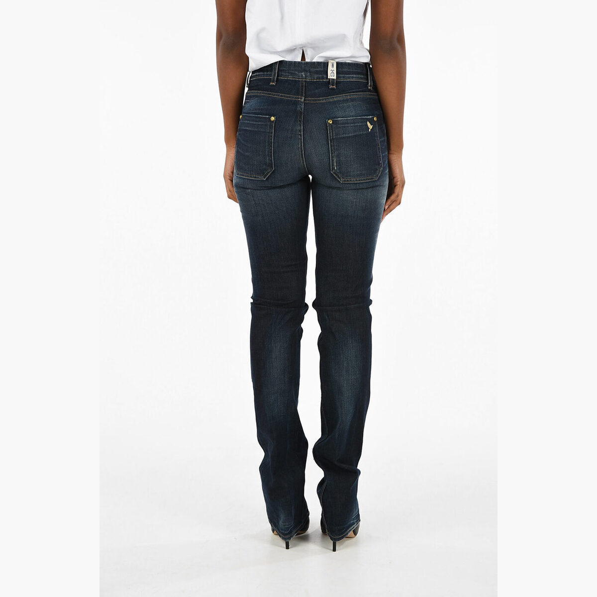 shop mih jeans clothing