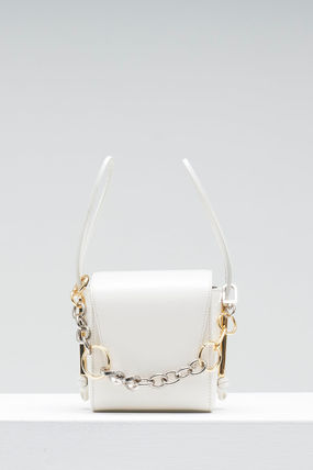 Casual Style Leather Party Style Purses Office Style