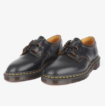 Dr Martens 1461 Street Style Leather Logo Loafer & Moccasin Shoes