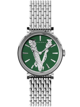 VERSACE Casual Style Street Style Party Style Quartz Watches
