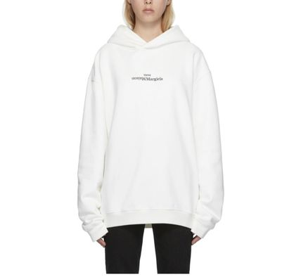 Maison Margiela Pullovers Sweat Street Style Logo Designers Hoodies