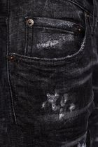 D SQUARED2 More Jeans Denim Blended Fabrics Street Style Plain Leather Cotton Logo 8