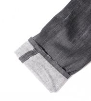 D SQUARED2 More Jeans Denim Blended Fabrics Street Style Plain Leather Cotton Logo 12