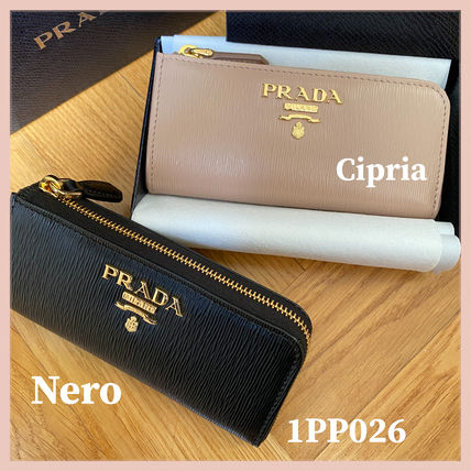 PRADA Keychains & Bag Charms