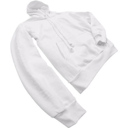 CHROME HEARTS Hoodies Pullovers Unisex Sweat Street Style Long Sleeves Cotton Logo 4