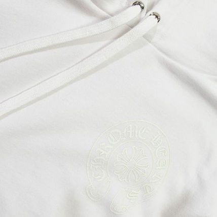 CHROME HEARTS Hoodies Pullovers Unisex Sweat Street Style Long Sleeves Cotton Logo 5