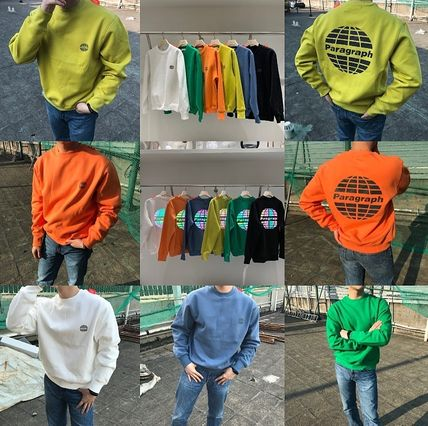 Paragraph Sweaters Long Sleeves Cotton Logo Sweaters 2
