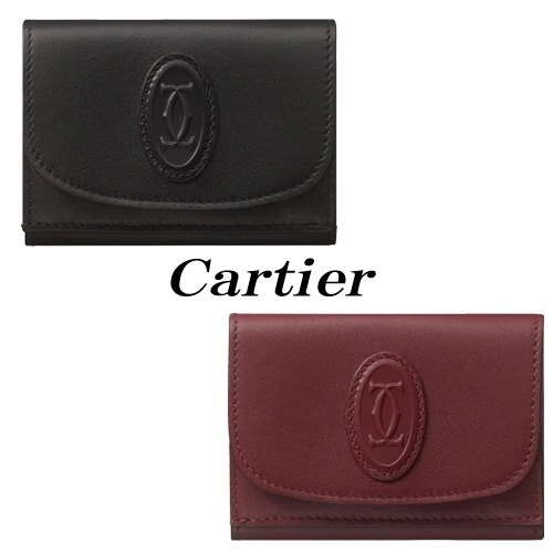 shop cartier wallets & card holders