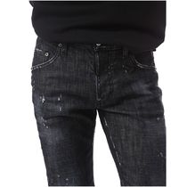 D SQUARED2 More Jeans Denim Street Style Cotton Logo Jeans 4