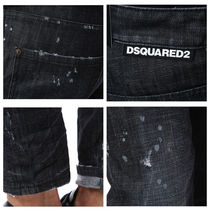 D SQUARED2 More Jeans Denim Street Style Cotton Logo Jeans 17