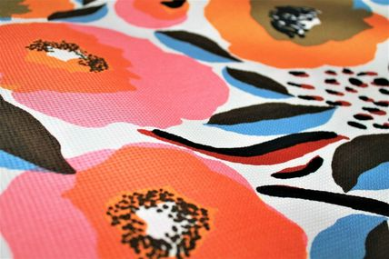 marimekko Flower Patterns Handcraft Fabric