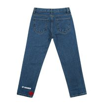 GRAVER More Jeans Tapered Pants Cotton Logo Jeans 15