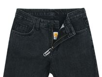 GRAVER More Jeans Tapered Pants Cotton Logo Jeans 18
