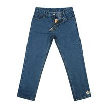 GRAVER More Jeans Tapered Pants Cotton Logo Jeans 12