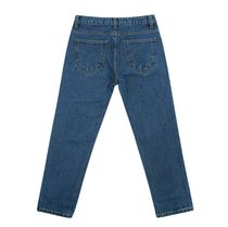 GRAVER More Jeans Tapered Pants Cotton Logo Jeans 13