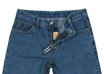 GRAVER More Jeans Tapered Pants Cotton Logo Jeans 16