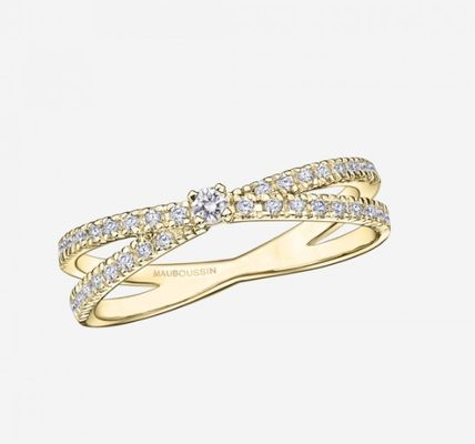 Costume Jewelry Party Style 18K Gold Office Style