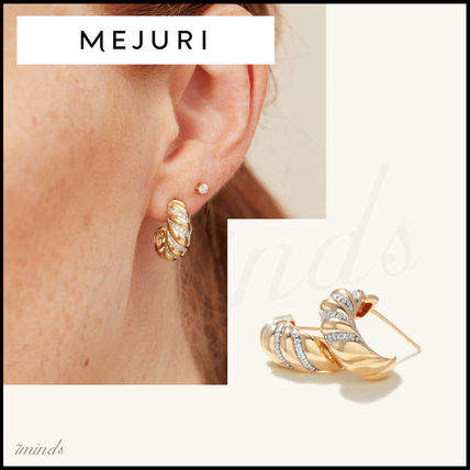 Casual Style Handmade Party Style Office Style 14K Gold
