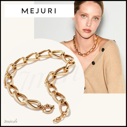 Casual Style Unisex Street Style Collaboration Chain