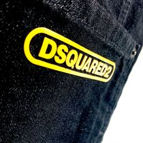 D SQUARED2 Skinny Street Style Cotton Handmade Skinny Jeans 18