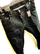 D SQUARED2 Skinny Street Style Cotton Handmade Skinny Jeans 14