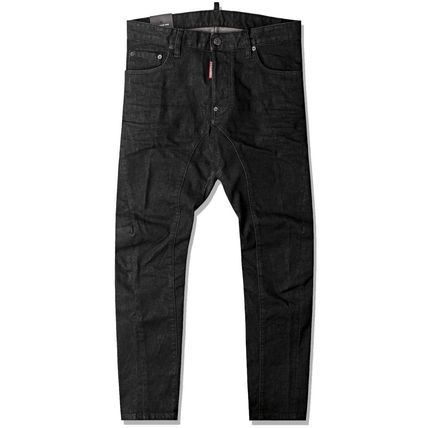 D SQUARED2 Skinny Street Style Cotton Handmade Skinny Jeans 2