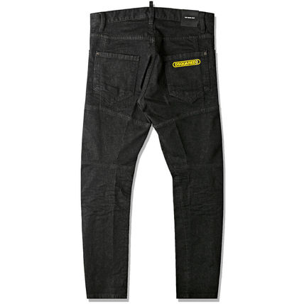D SQUARED2 Skinny Street Style Cotton Handmade Skinny Jeans 3