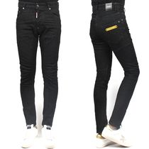 D SQUARED2 Skinny Street Style Cotton Handmade Skinny Jeans 5