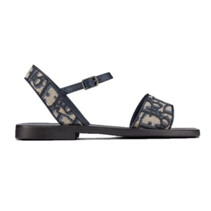 Christian Dior Street Style Kids Girl Sandals
