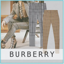 Burberry Glen Patterns Tartan Other Plaid Patterns Casual Style