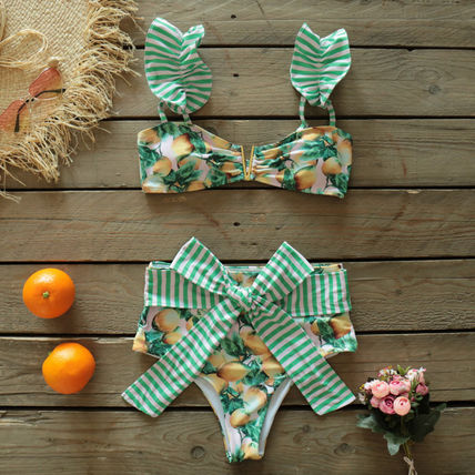 Co-ord Neon Color Icy Color Flower Patterns Dots