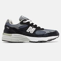 New Balance 993 Street Style Logo Low-Top Sneakers
