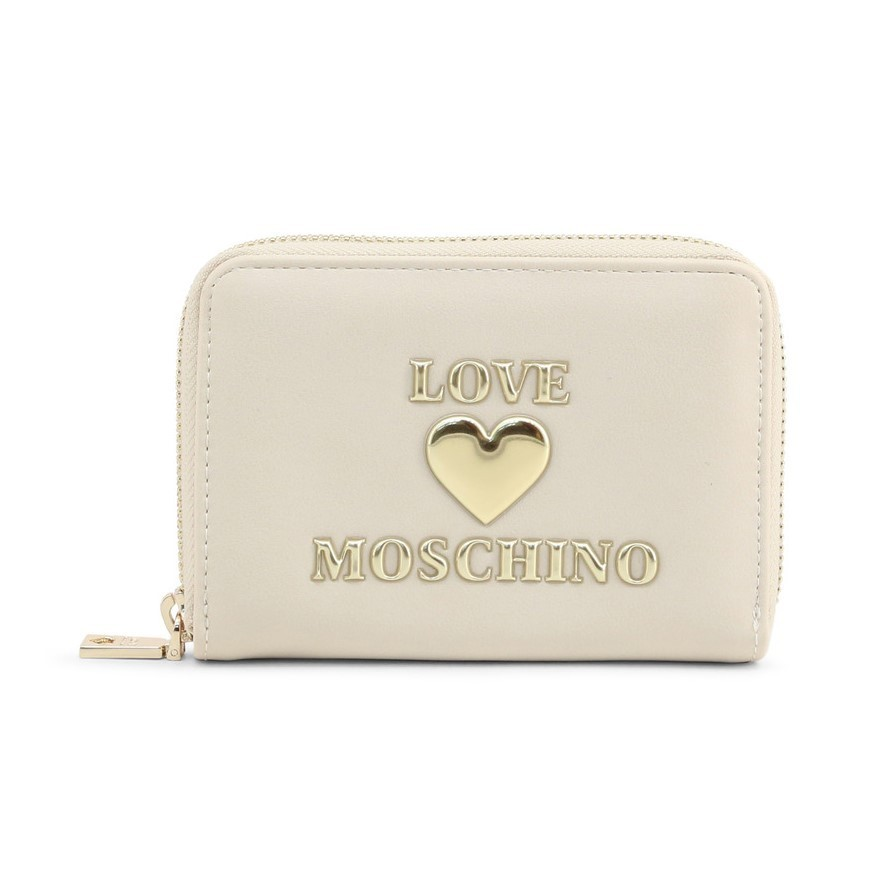 shop love moschino wallets & card holders
