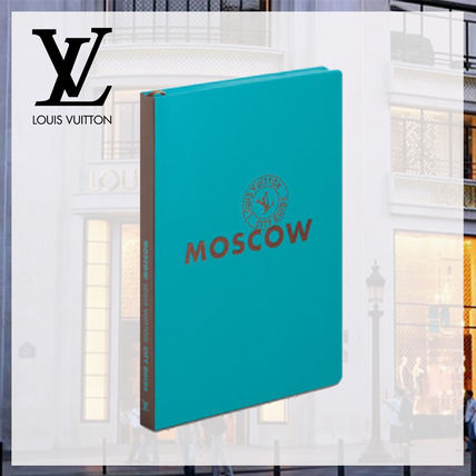 Louis Vuitton Moscow City Guide, English Version