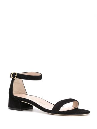 Casual Style Suede Plain Office Style Sandals