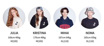 Unisex Collaboration Jackets